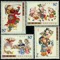 2003-2 杨柳青木版年画