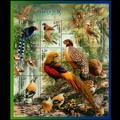 2008-4T 中国鸟 (小全张)