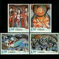 2008-16T《龟兹石窟壁画》特种邮票