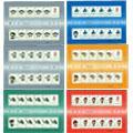 2007-22 第29��W林匹克�\���--�\�禹�目(二)大版票