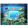 1998-29 海底・珊瑚礁观赏鱼(加字小版张)