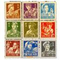 普8 工农兵图案普通邮票(不含普8 甲)
