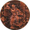 武财神纪念大铜章