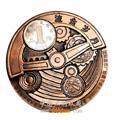 流金岁月 大铜章
