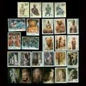 中国石窟特种邮票大全套