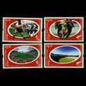 HK S132 中国香港-新西兰联合发行:七人榄球特别邮票(2004年)