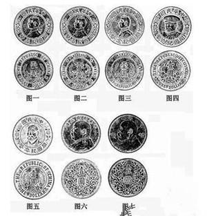 中華民國開國紀念幣品種