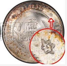 孫中山開國紀念幣的版別