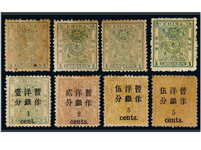 小龍郵票的市場行情分析