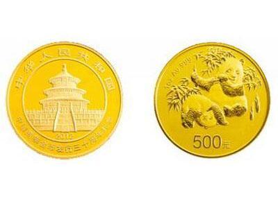 分析30周年熊貓金幣的收藏