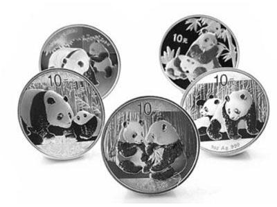 10元熊貓銀幣值得收藏
