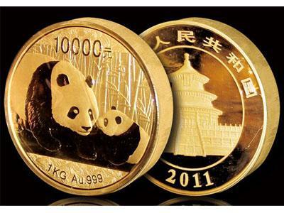 2011熊貓金幣升值潛力分析