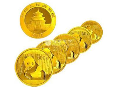 2015熊貓金幣收藏意義