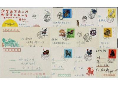 了解第一轮生肖邮票设计特色