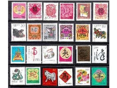 了解第二轮生肖邮票的设计风格
