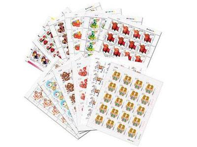第三輪生肖郵票的八大特點