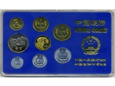 1986年的1元長城硬幣的特別之處