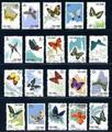 特56蝴蝶邮票是百里挑一的品种