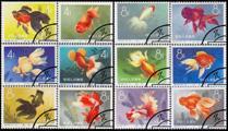 金鱼特种邮票题材好