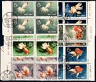 特38金鱼邮票印刷特征