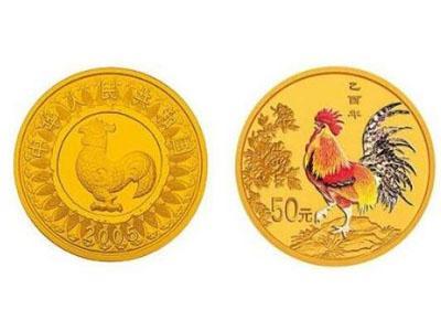 2005年錯版彩金雞價值高的原因