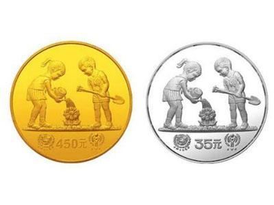 1979年國際兒童年銀幣詳情介紹