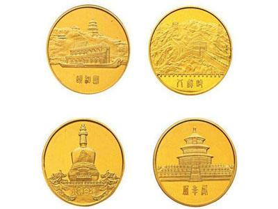北京风景名胜金章成功发行的意义