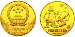 了解中国奥林匹克委员会纪念币