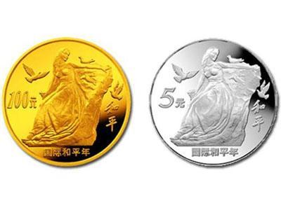 1986国际和平年金币发行意义