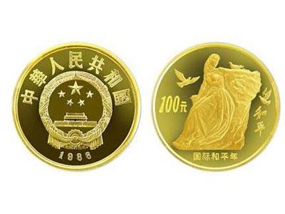 国际和平年金币升值潜力