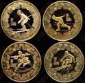 第十三届冬奥会纪念币是高档收藏品