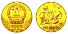 中国奥林匹克委员会纪念币的由来