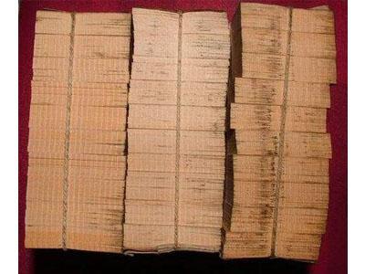 1953年1分纸币与80版1分纸币区别