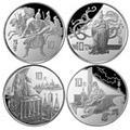 1997年《三国演义》第3组纪念银币的发行