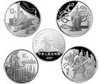 《三国演义》第3组银币规格详情