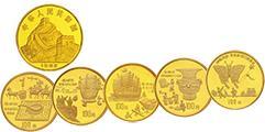 中國古代科技發明(第1組)1盎司金幣值得收藏