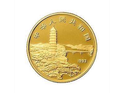 毛澤東誕辰100周年金幣收藏價值高