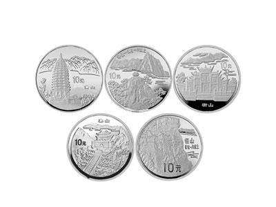 1993年拥有一片故土银质纪念币发行背景