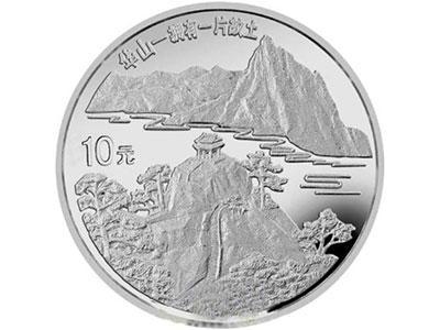 擁有一片故土五岳銀幣套裝收藏珍品