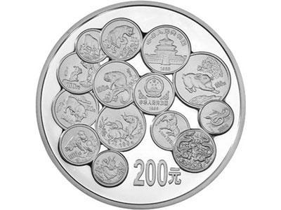 十二生肖1公斤银币详情介绍