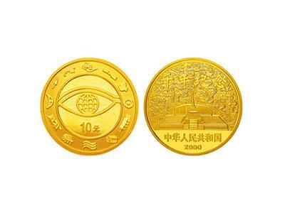 2000千年纪念金银币集藏价值