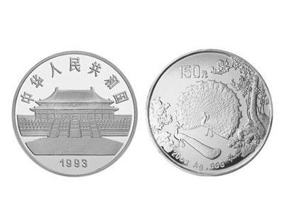 了解孔雀开屏纪念银币历史背景