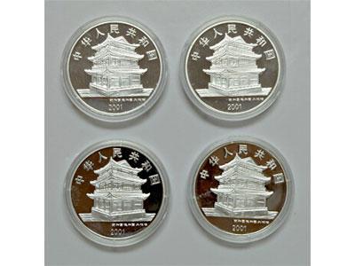 京劇藝術系列彩色金銀幣弘揚中華文化