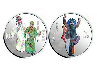 京劇藝術系列金銀幣第四組故事情節介紹