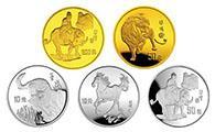 赏析《徐悲鸿诞辰一百周年》金银纪念币