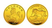麒麟纪念币5盎司金币收藏价值