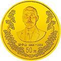 了解1996孫中山誕辰130周年金銀幣