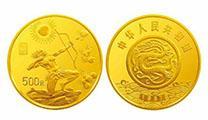 后羿射日金幣設計巧妙 創價格神話