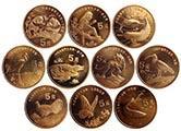 淺析野生動物紀念幣